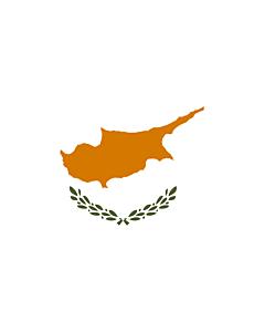 Fahne: Zypern