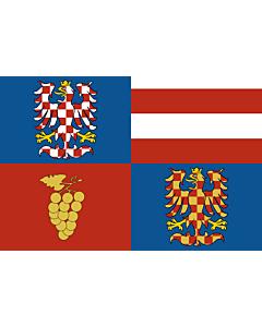 Fahne: SüdmährischeRegion