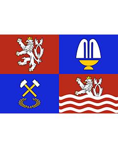 Fahne: RegionKarlovyVary