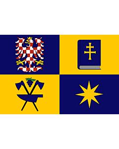 Fahne: RegionZlín