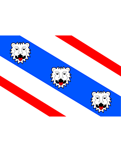 Fahne: Albrechtice  Usti nad Orlici | Coat of arms