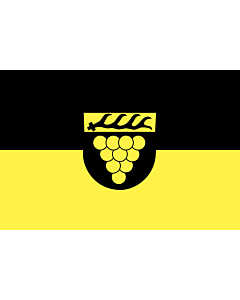 Fahne: Weinstadt