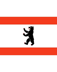 Fahne: Berlin
