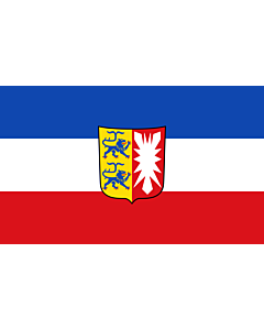 Fahne: Schleswig-Holstein