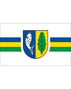 Fahne: Gemeinde Graal-Müritz