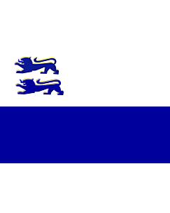 Fahne: Bund Deutscher Norsleswischer