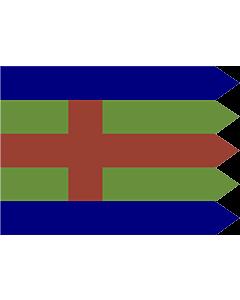 Fahne: Jutland | Jutlandic banner | Den Jydske Fane