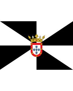 Fahne: Ceuta