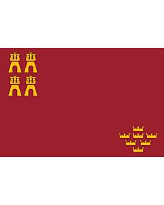 Fahne: RegionMurcia