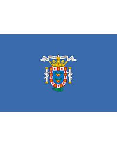 Fahne: Melilla