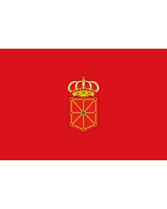 Fahne: Navarre