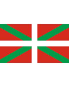 Fahne: Baskenland