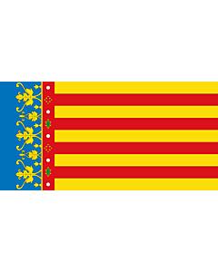 Fahne: ValencianCommunity