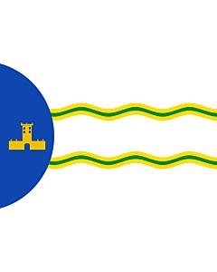 Fahne: Abejuela | Abejuela  Teruel