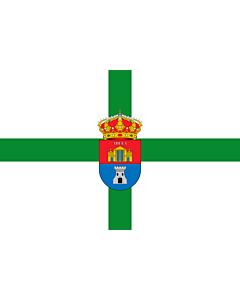 Fahne: Abla | Abla Almería province - Spain | Municipio de Abla  Almería - España Según la descripción Paño rectangular de color blanco