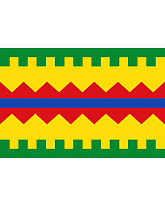 Fahne: Aguarón | Aguarón, in Zaragoza province, Aragon | Aguarón, en la provincia de Zaragoza, Aragón