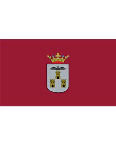 Fahne: Albacete-Bandera | Ciudad de Albacete, en Albacete  España