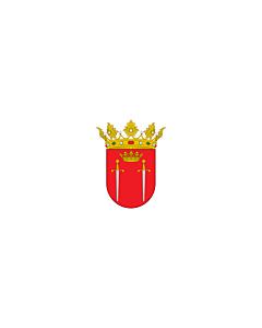 Fahne: Aoiz | Aoiz Navarre-Spain | Villa y municipio de Aoiz  Navarra-España | Agoizko  Nafarroa  bandera
