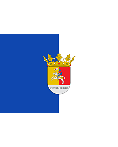 Fahne: Calatayud Spain