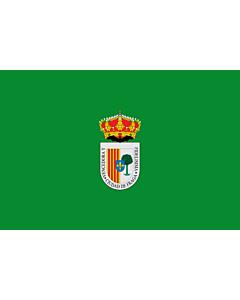 Fahne: Fraga | Fraga, en Huesca  España
