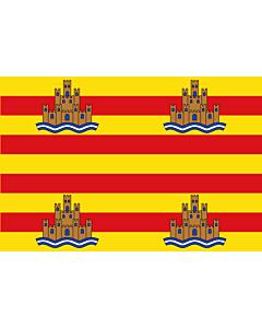 Fahne: Ibiza
