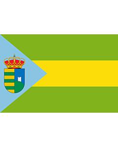 Fahne: Pruna  Sevilla | Pruna, Seville, Spain | Pruna, Sevilla, España
