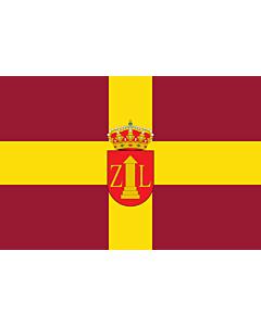 Fahne: Zalamea la Real Spain