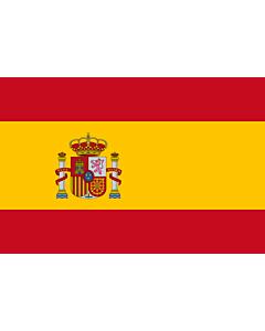Fahne: Spaniens