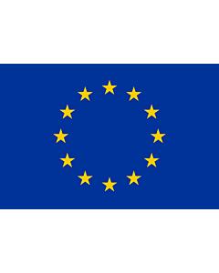 Fahne: Europa
