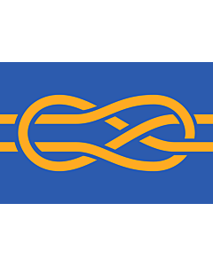 Fahne: FIAV (Internationale Föderation Vexillologischer Gesellschaften)