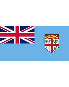 Fahne: Fidschi