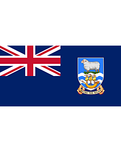 Fahne: Falklandinseln