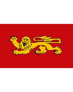 Fahne: Aquitanien