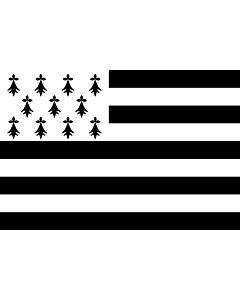 Fahne: Brittany