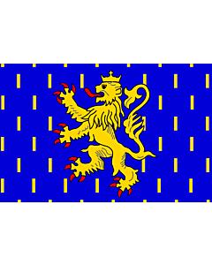 Fahne: Franche-Comté