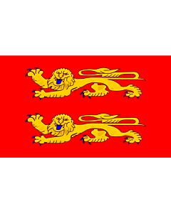 Fahne: Basse-Normandie