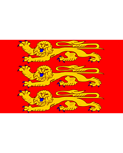 Fahne: Upper Normandie