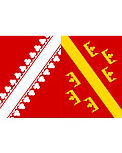 Fahne: Elsässische