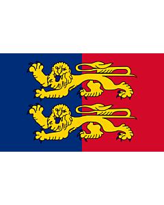 Fahne: Fr département Manche | Manche | Département de la Manche