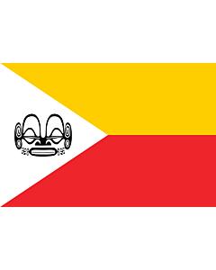 Fahne: Marquesas Islands | Marquesas Islands, part of French Polynesia | îles Marquises | Reva nō 'Enana mā