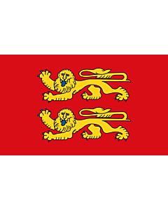 Fahne: Normandie | French province of Normandy | Banniel Normandi | Normanniae | Couleu de la Normaundie | Normandia