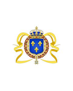 Fahne: Pavillon LouisXIV