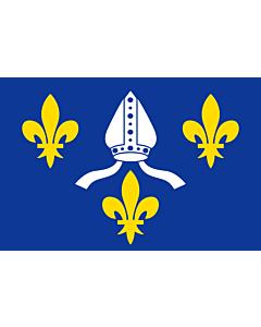Fahne: Saintonge | French province of Saintonge