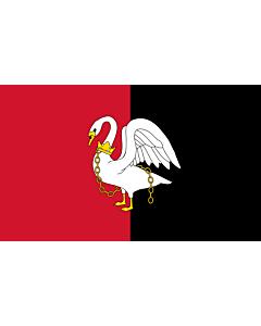 Fahne: Buckinghamshire