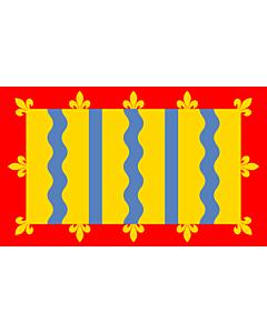Fahne: Cambridgeshire
