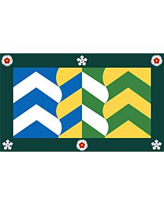 Fahne: Cumbria