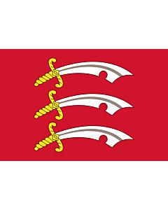 Fahne: Essex