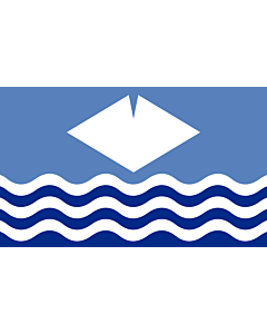 Fahne: Isle of Wight