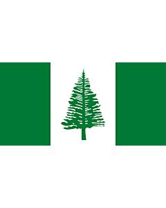 Fahne: Norfolk