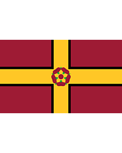 Fahne: Northamptonshire